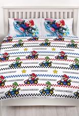 Nintendo Super Mario Kart Tweepersoons Dekbedovertrek Gravity