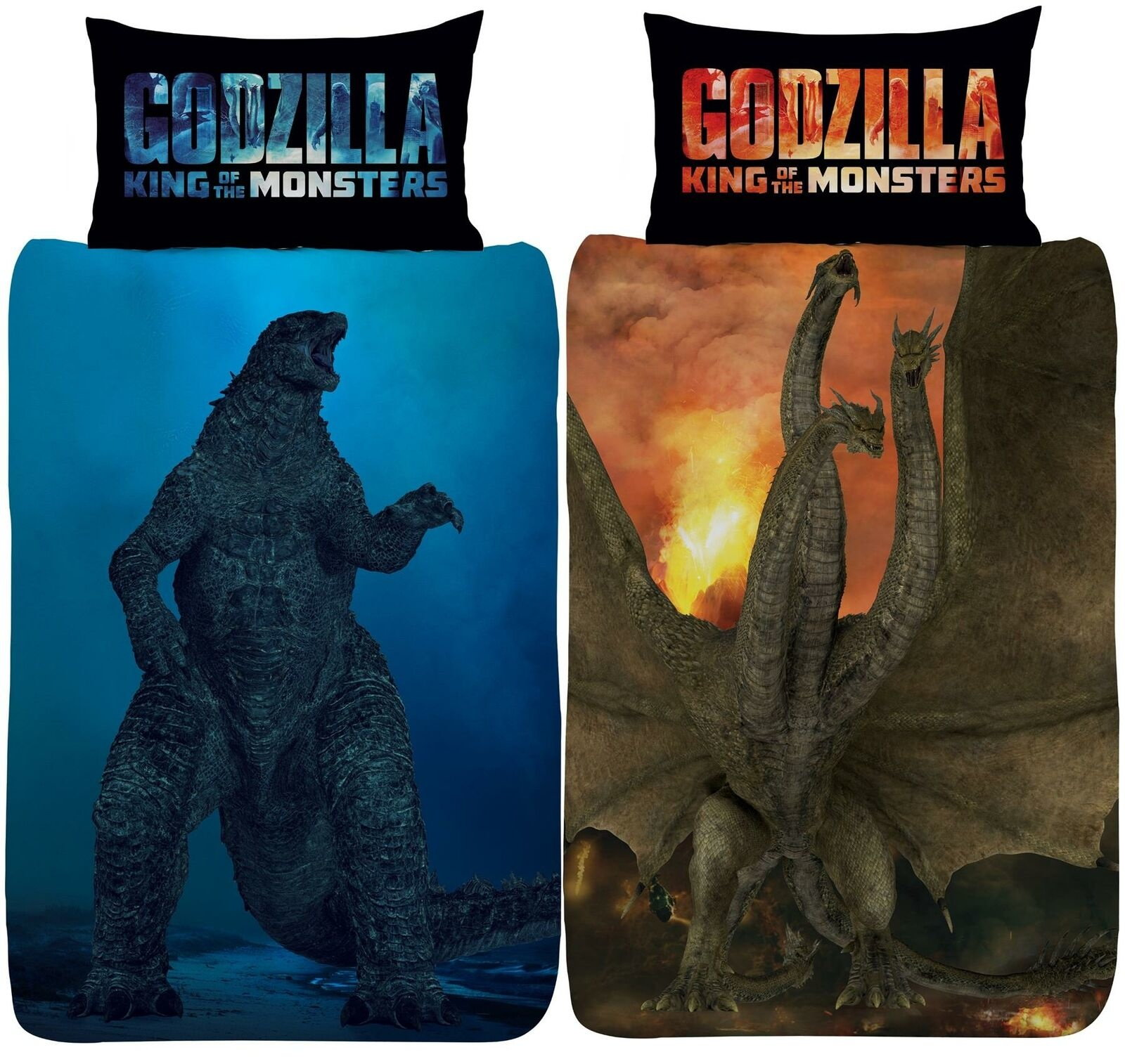 Godzilla Godzilla Dekbedovertrek