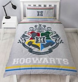 Warner Bros Harry Potter Alumni Dekbedovertrek Hogward