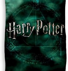 Warner Bros Harry Potter Bad Towel Deathly Hallows