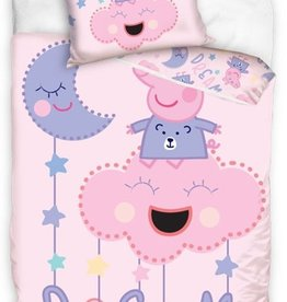 Peppa Pig Peppa Pig Junior Dekbedovertrek Dream