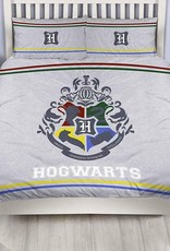 Warner Bros Harry Potter Tweepersoons Alumni Dekbedovertrek Hogward