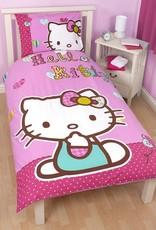 Sanrio  Hello Kitty Dekbedovertrek Style