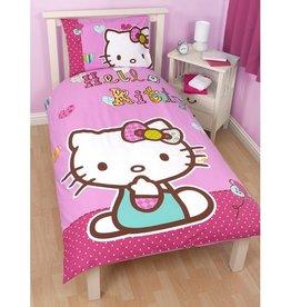 Hello Kitty Dekbedovertrek Style
