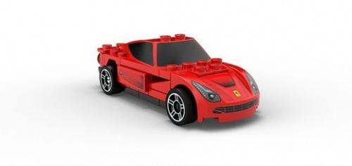 Ferrari LEGO Ferrari F12berlinetta 40191