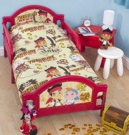 Jake & Nooitgedachteand Piraten Junior Bed Set
