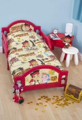 Disney Jake Treasure Pirate Junior Bed Set