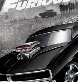 Fast Furious Fast & Furious Handdoek