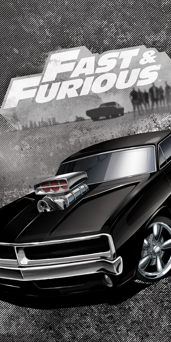 Fast Furious Fast & Furious Badlaken