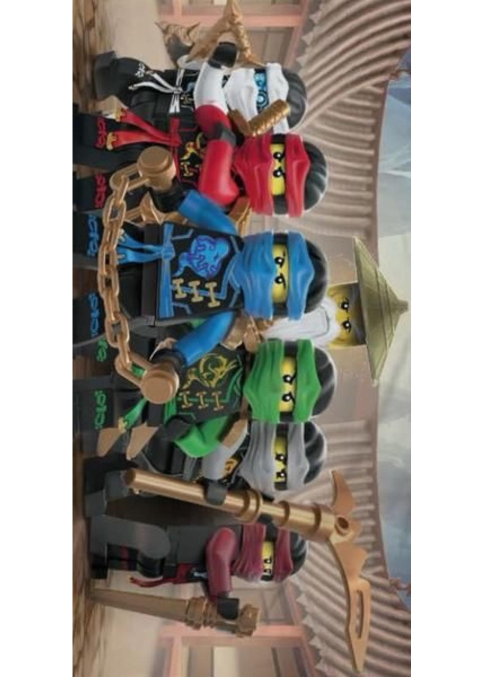 Lego Lego Ninjago Badlaken Guru