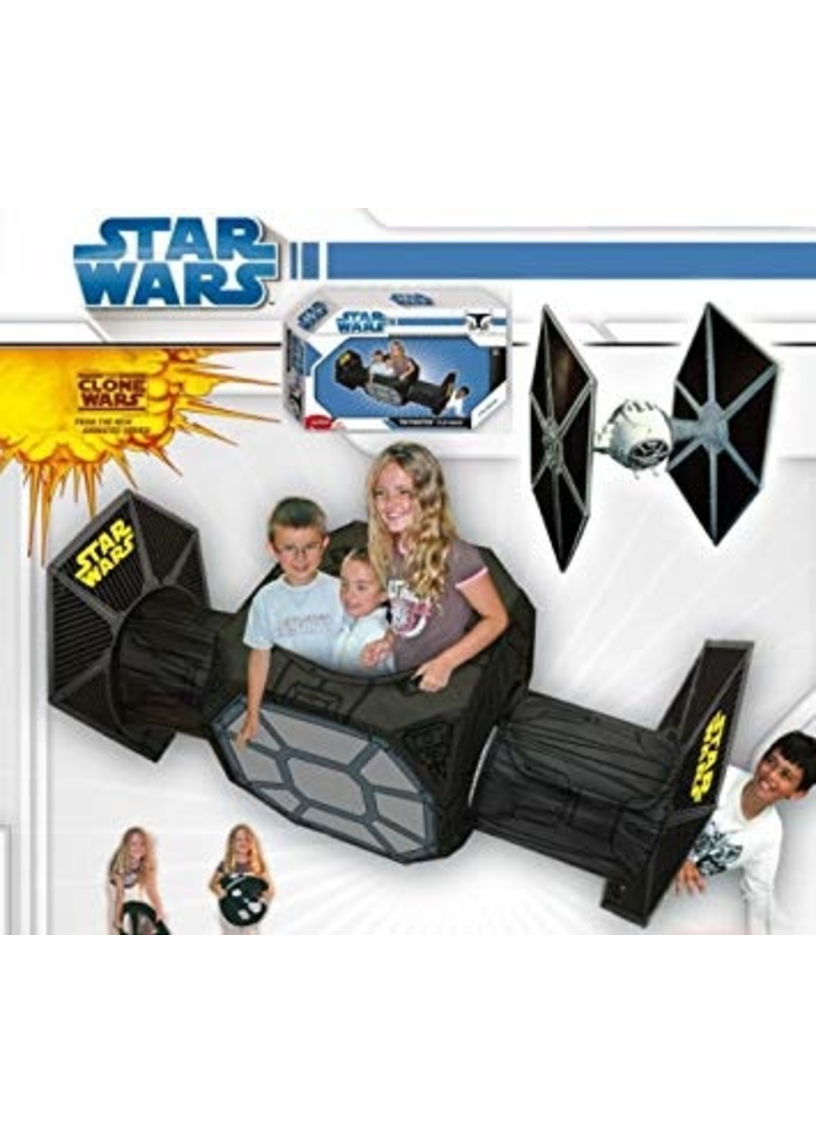 Star Wars Eolo Star Wars Tie-Fighter Speelhuis