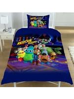 Disney Pixar Toy Story 4 Dekbedovertrek Rescue Squad