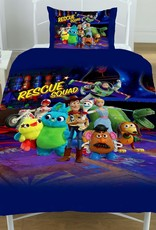 Disney Pixar Toy Story 4 Duvet Cover Set Rescue Squad