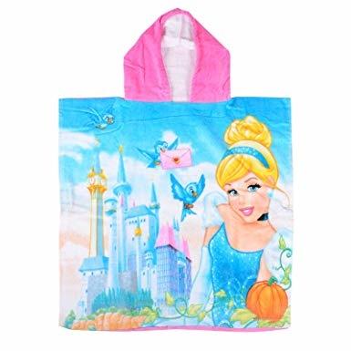 Disney Princess Princess Poncho Cinderella