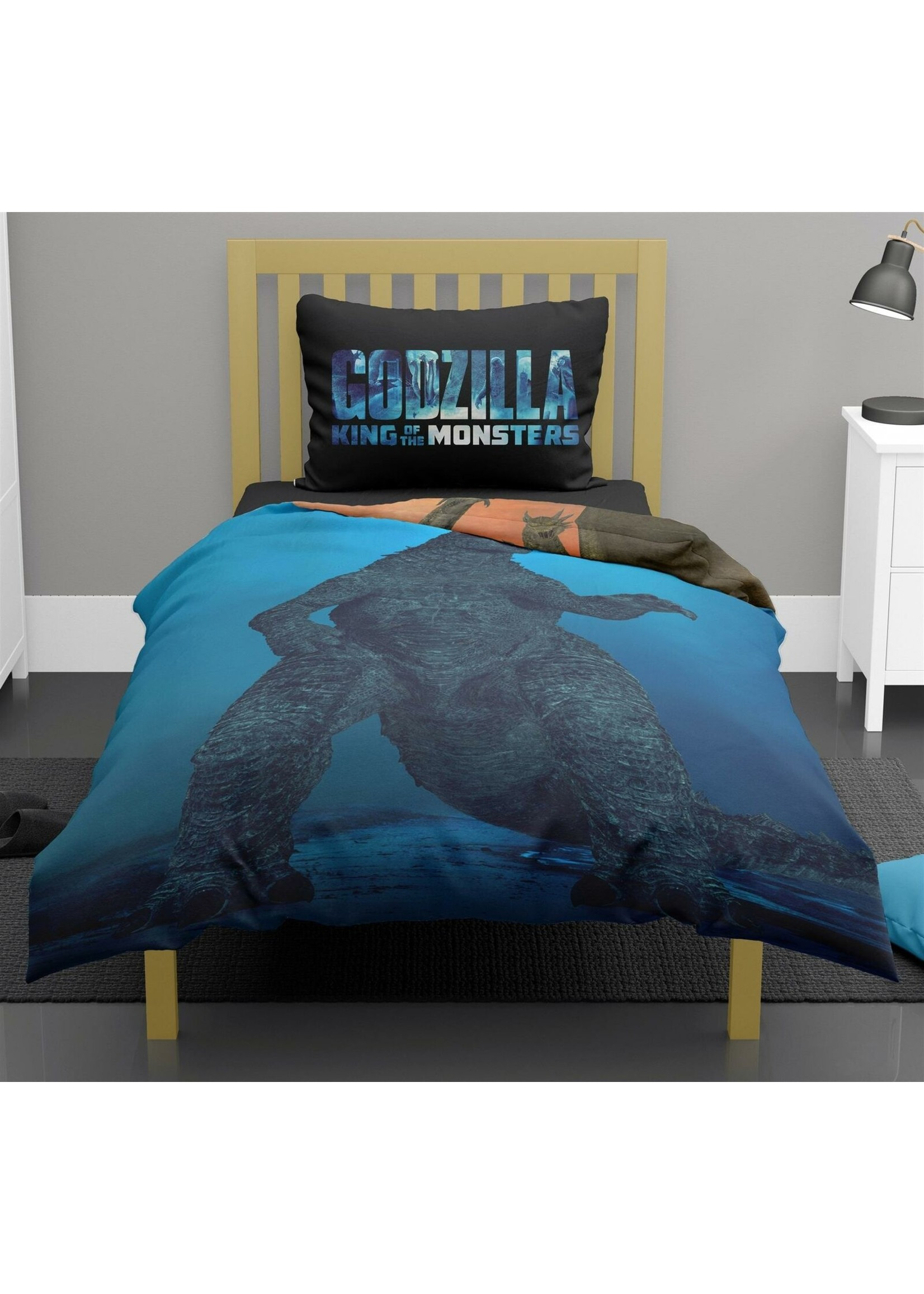 Godzilla Dekbedovertrek