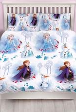Disney Frozen Frozen 2 Tweepersoons Dekbedovertrek Element