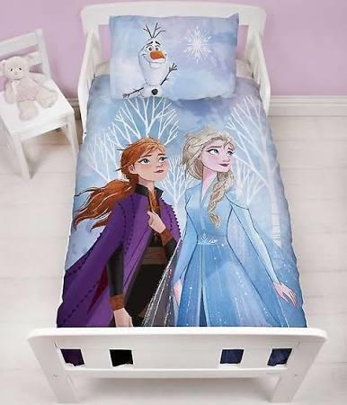 Disney Frozen Frozen 2 Junior Dekbedovertrek Element