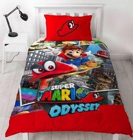 Super Mario Dekbedovertrek Odyssey