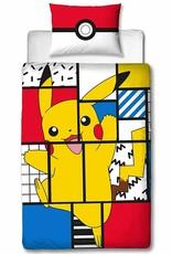 Pokémon Pokémon Memphis Dekbedovertrek Pikachu