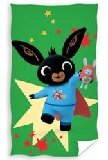 Bing Bunny Bing Bunny Baby Handdoek 30x50cm