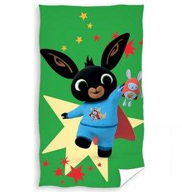 Bing Bunny Baby Handdoek