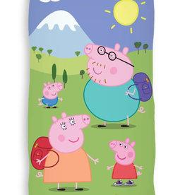 Peppa Pig Badlaken Family Holiday