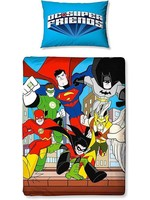 DC Comics DC Comics Junior Dekbedovertrek Superheroes