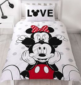 Disney Mickey Minnie Mouse Duvet Cover Set Beyond