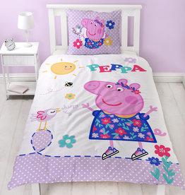 Peppa Pig Peppa Pig Dekbedovertrek Chirpy