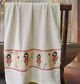 Santoro London Gorjuss Santoro Bath Towel