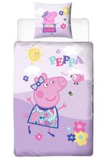 Peppa Pig Peppa Pig Dekbedovertrek Sunny Day