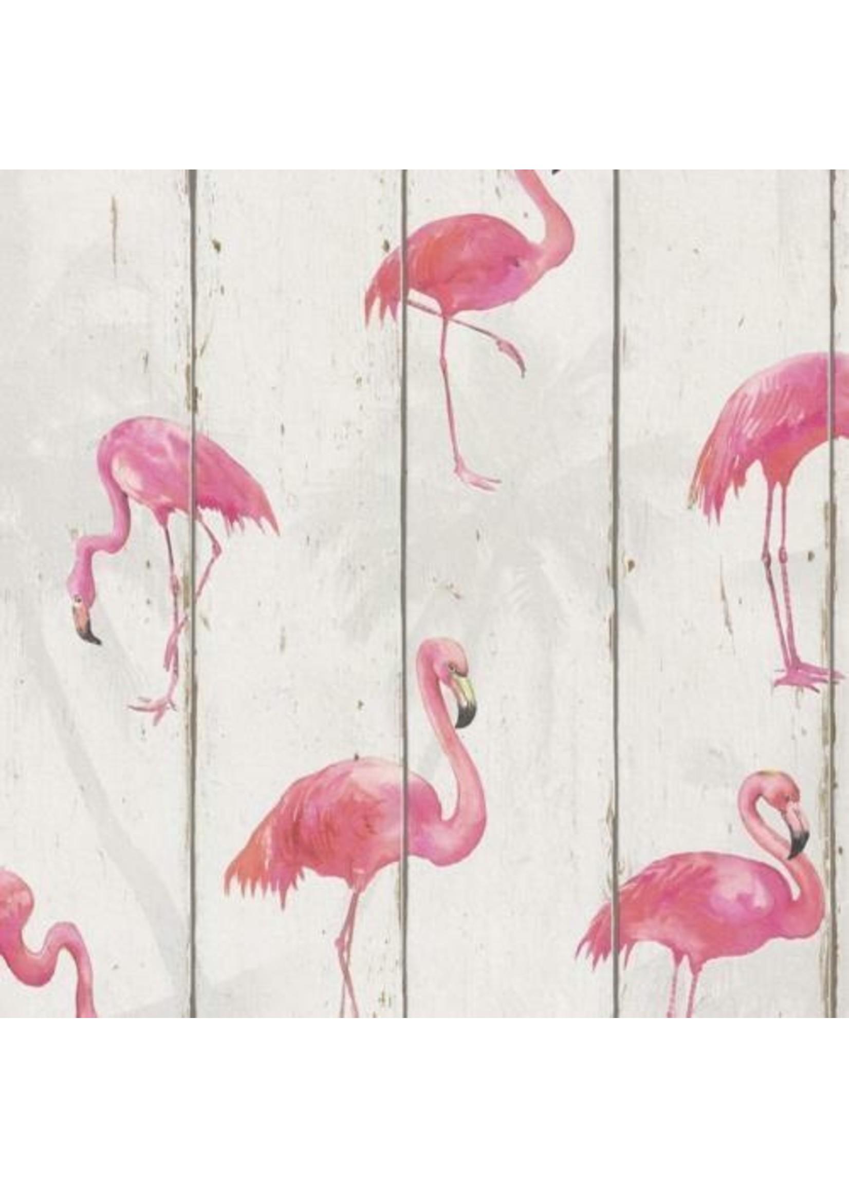 Barbara Becker Flamingo Behang