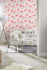 Barbara Becker Flamingo Wallpaper