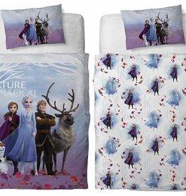 Disney Frozen Frozen 2 Dekbedovertrek 135x200 Polykatoen