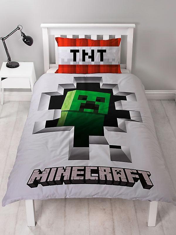 Minecraft Minecraft Duvet Cover Dynamite