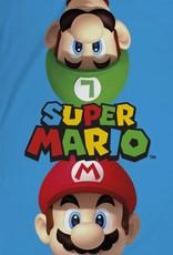 Nintendo  Super Mario Bath Towel Mario Luigi