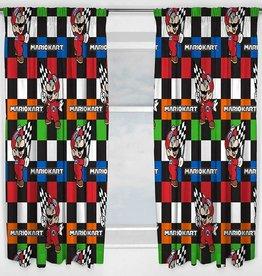 Super Mario Gordijn 2 x168cmB x 182cmL 100% Polyester niet verduisterd