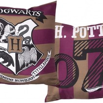 Warner Bros Harry Potter Duvet Cover Black