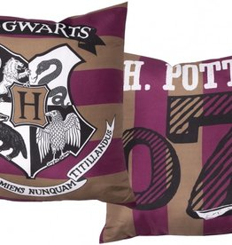 Warner Bros Harry Potter Cushion Hogwarts