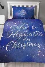 Warner Bros Harry Potter Dekbedovertrek Kerst