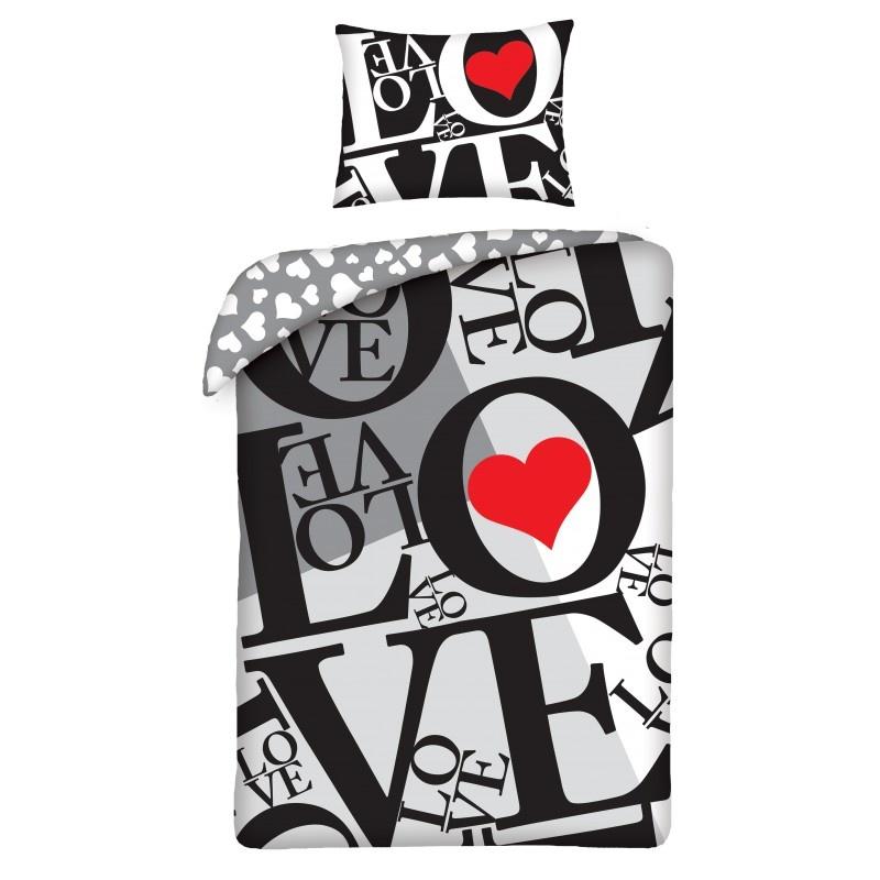 Valentijn Dekbedovertrek Hart