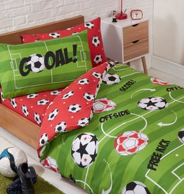 CharactersMania Football Double Duvet Cover Offside
