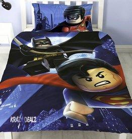 Lego Batman Superman Battle Dekbedovertrek