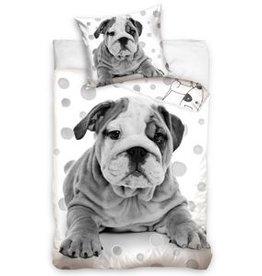 BedTex Bulldog Duvet Cover Dots