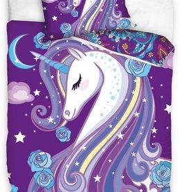 Carbotex Graceful Unicorn Duvet Cover Set
