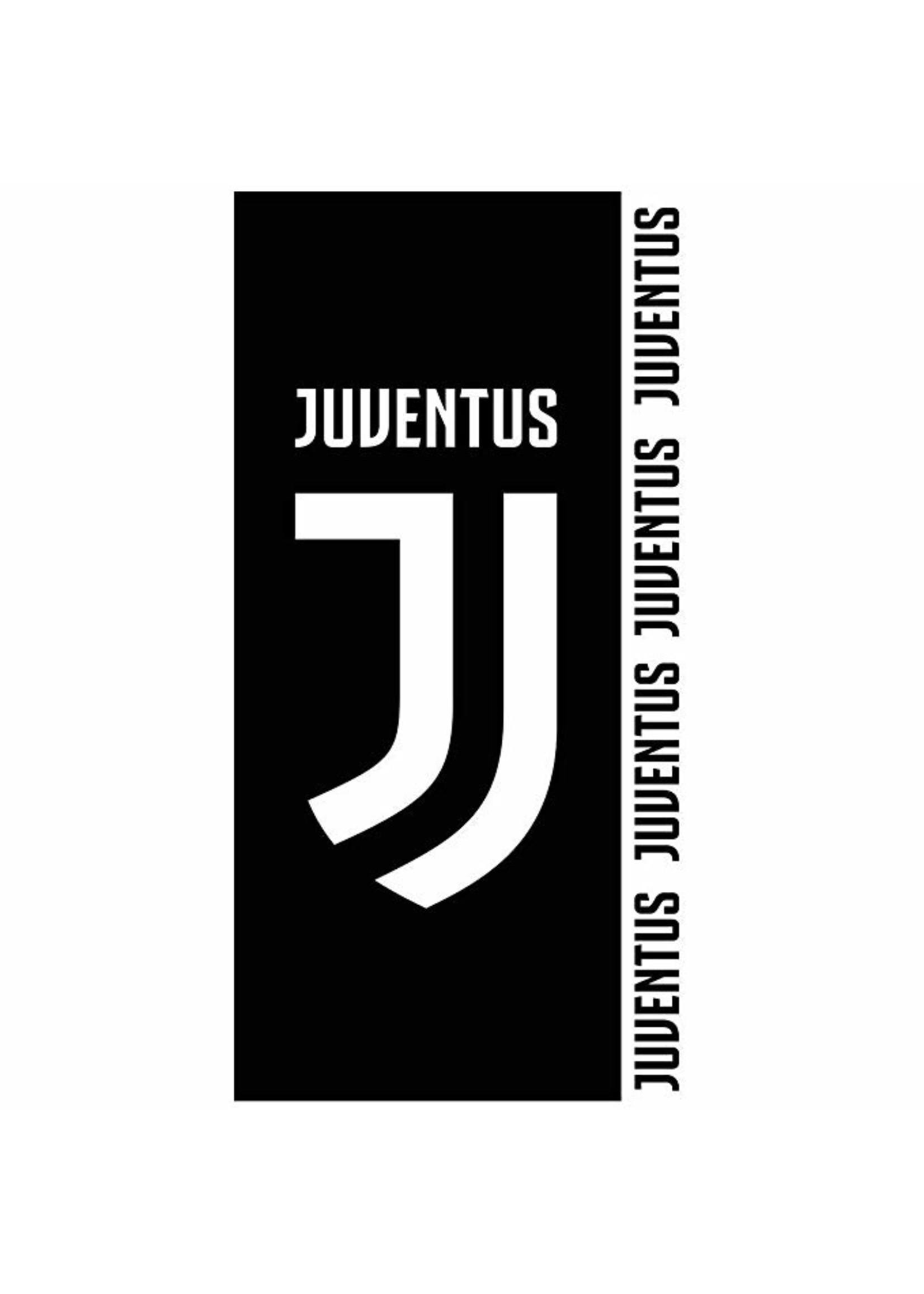 Juventus HanddoekZwart