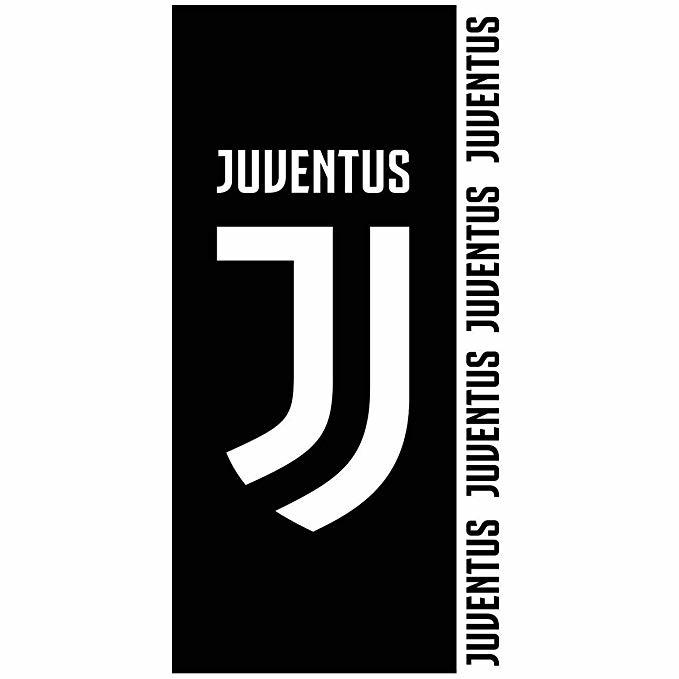 Juventus Juventus HanddoekZwart