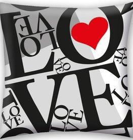 Valentine Valentijn Sierkussen Hart