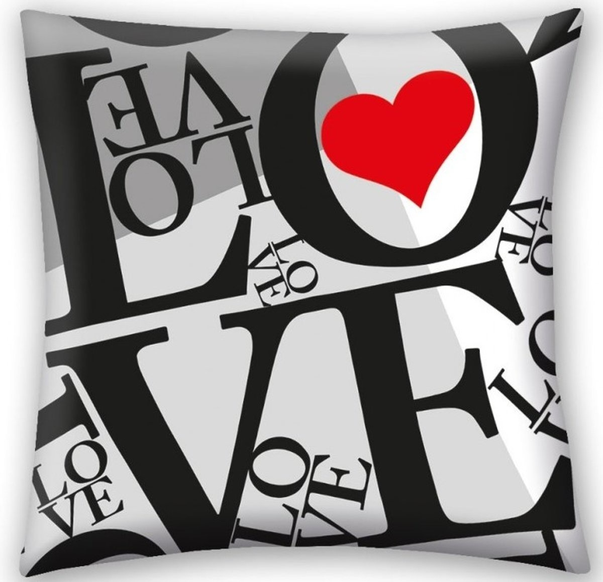 Valentine LOVE Cushion