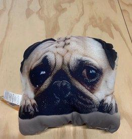 Mopshond Pug Cushion